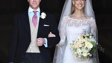 Another royal wedding: All the details from Lady Gabriella Windsor's gorgeous nuptials