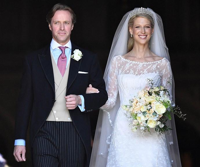 lady gabriella windsor and thomas kingston wedding