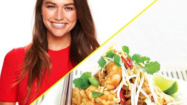 Cassidy in the Kitchen: Bravo NZ host Cassidy Morris' healthy Pad Thai