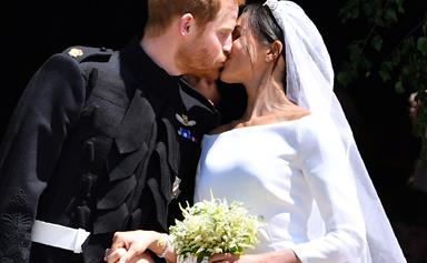 Revealed: the Kiwi who played a special role in Meghan Markle and Prince Harry's wedding