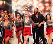 Our top three moments from Dancing With The Stars, week six