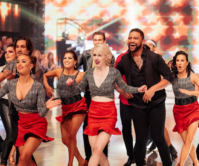 Dancing with the stars top three moments week six