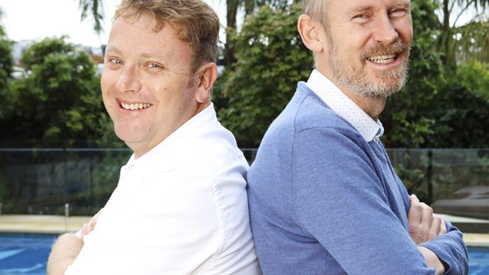 Tim Roxborogh and Tim Wilson