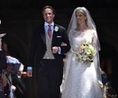 Royal wedding 2019: The official photos from Lady Gabriella Windsor's wedding have just been released