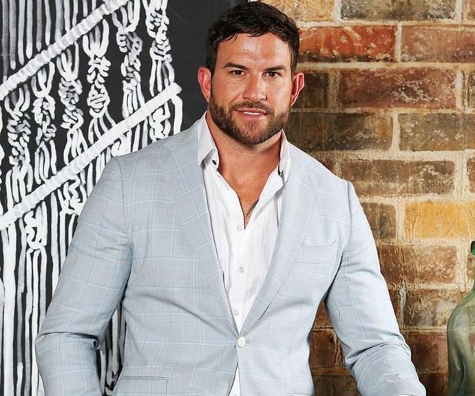 Daniel Webb Married at First Sight Australia