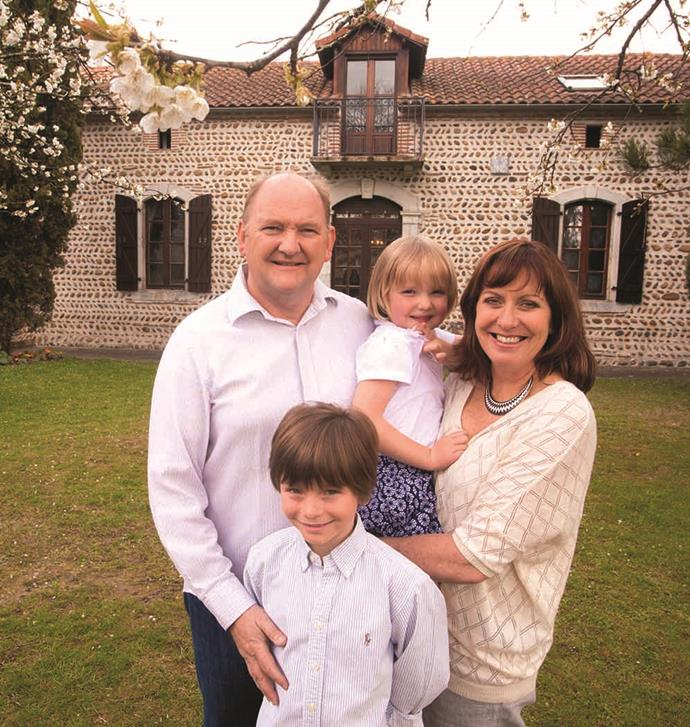 In 2013, Allyson and her family moved to the small village of Caixon in France, where they lived for 18 months, learning the language and enjoying the lifestyle.