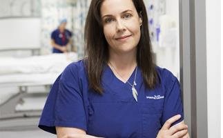 Christchurch surgeon Dr Hayley Waller