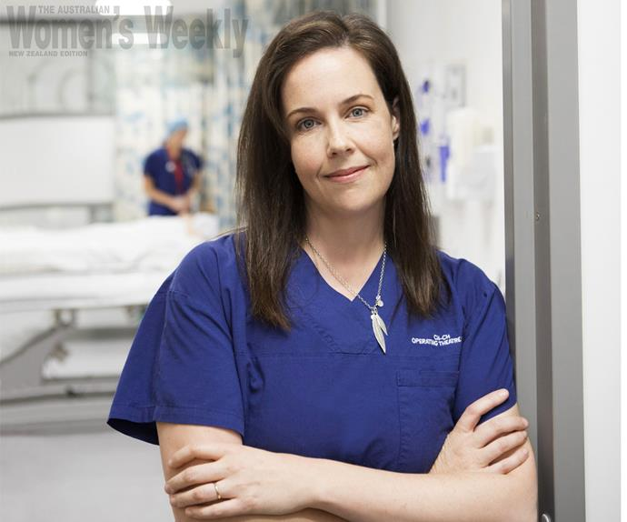 Christchurch surgeon Dr Hayley Waller