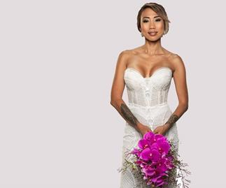 *Married At First Sight* bride Ning Surasiang