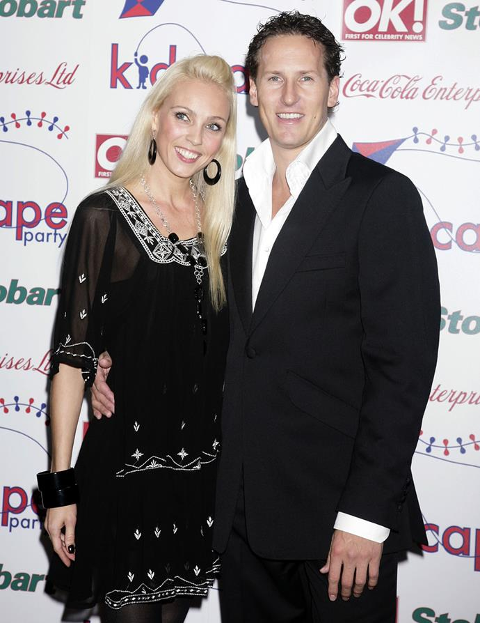 Brendan and Camilla Dallerup were together 8 years before their relationship came to a controversial end. *Photo: Getty*