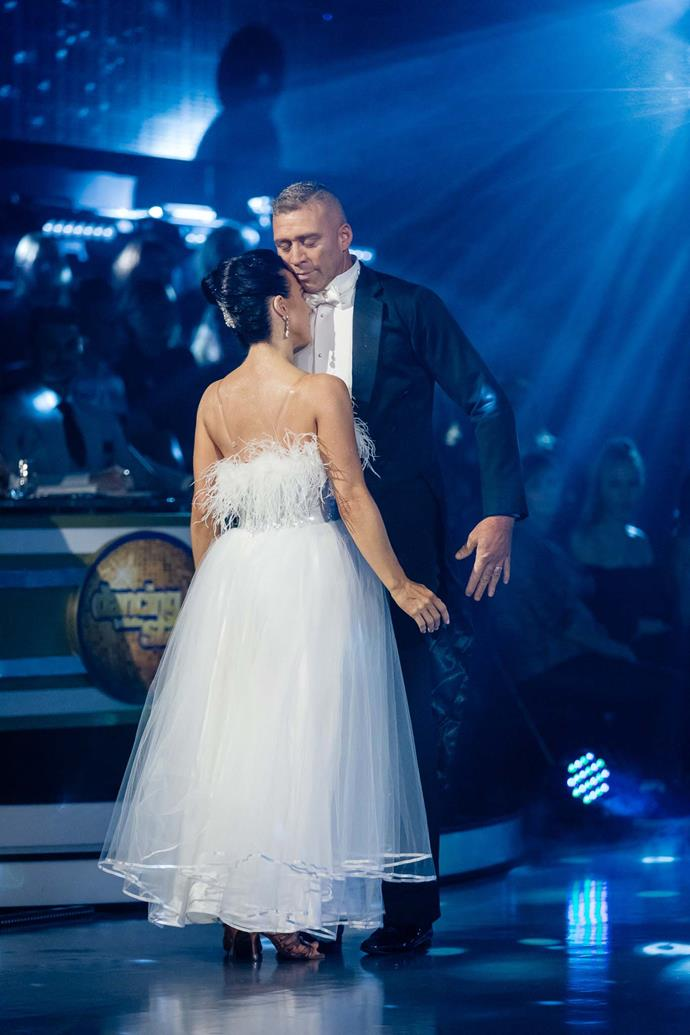 Glen and Vanessa performed a waltz in episode six that moved many to tears, including the judges.