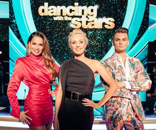 Dancing with the stars judges Julz Camilla Rachael
