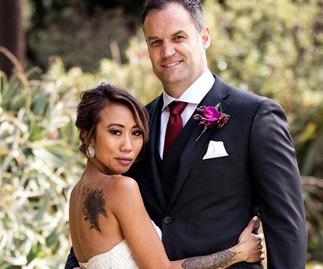 Ning and Mark, Married At First Sight