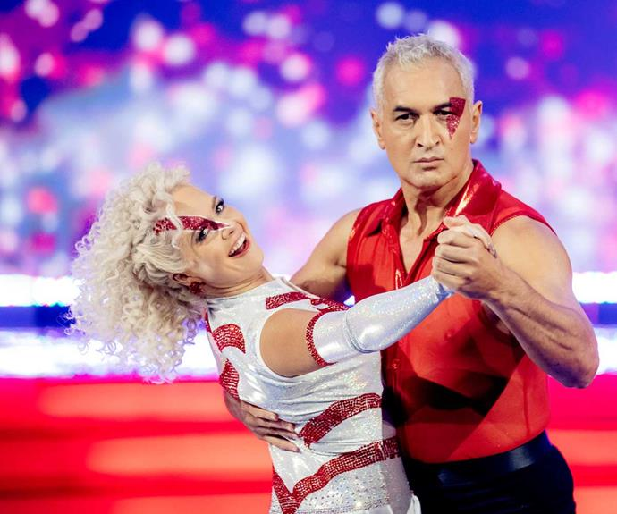 Mike McRoberts Dancing with the Stars
