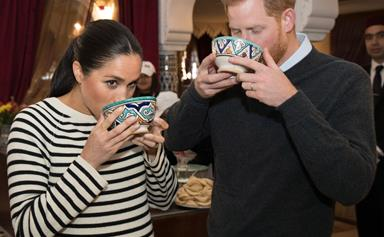 Duchess Meghan's go-to comfort food has been revealed and it's very surprising