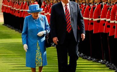 All the royal family members who will be meeting Donald Trump during his state visit to the UK next week