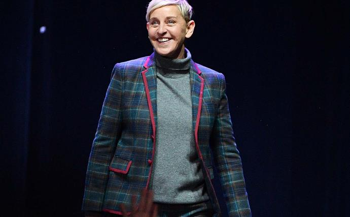 Ellen Degeneres speaks out about alleged sexual abuse