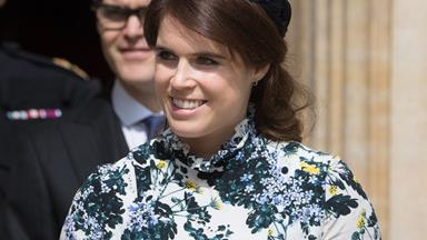 Princess Eugenie's latest Instagram post has people noticing a very interesting detail about Princess Beatrice