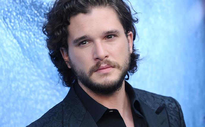 Kit Harington rehab