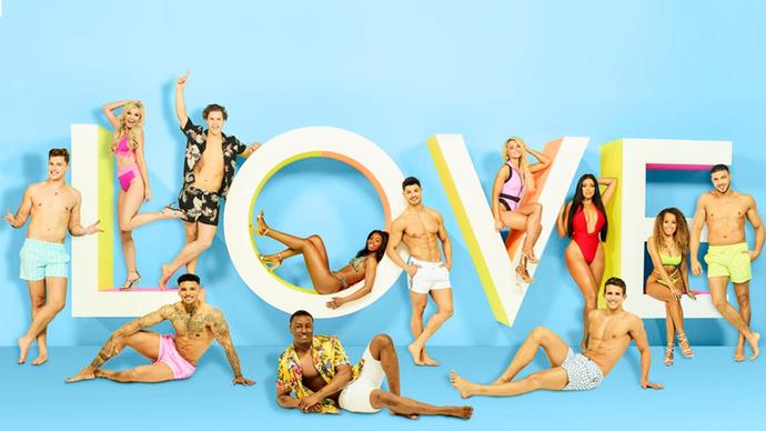 Love island UK season 5 cast