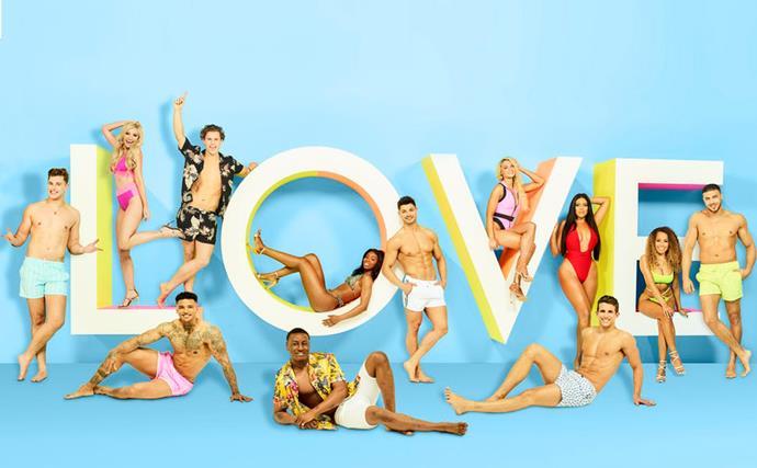 Love island UK season 5 cast