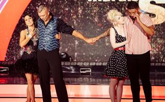 Is this the most moving moment we've ever seen on Dancing With The Stars?