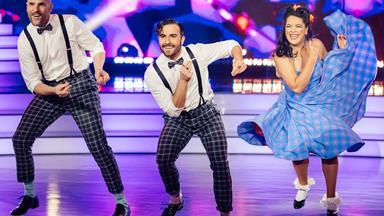 DWTS: The trio dances that convinced Carol-Ann Hanna that they CAN work!