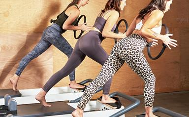 Why reformer pilates is the best way to tone your muscles and strengthen your core