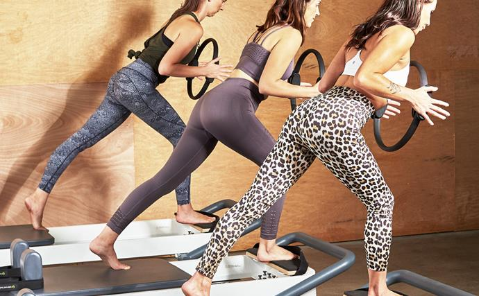 Reformer Pilates Core Collective