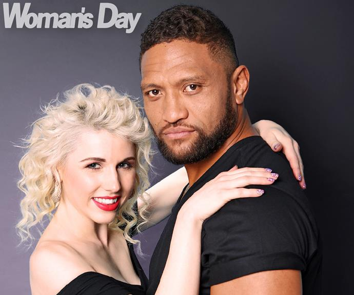 Manu has formed close friendships on the show, including with his dance partner Loryn Reynolds.