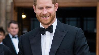 The one thing Prince Harry always requests when he stays at a hotel