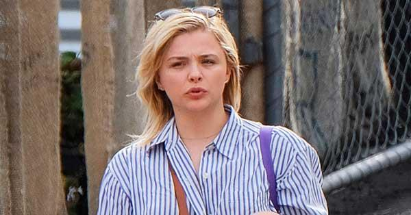 Brooklyn Beckham's ex Chloe Grace Moretz steps out with ...