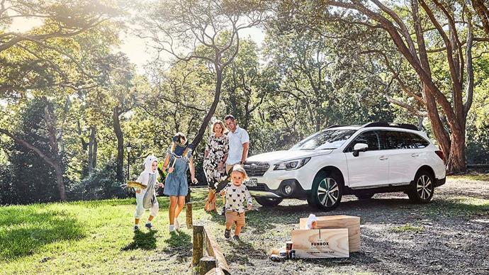 Subaru Outlook