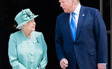 The most talked about moments from Donald Trump's state visit to the UK