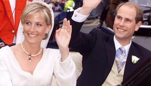 The enduring marriage of Prince Edward and Sophie, Countess of Wessex - who celebrate their 20th wedding anniversary