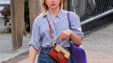 Brooklyn Beckham's ex Chloe Grace Moretz steps out with her new love interest in Auckland