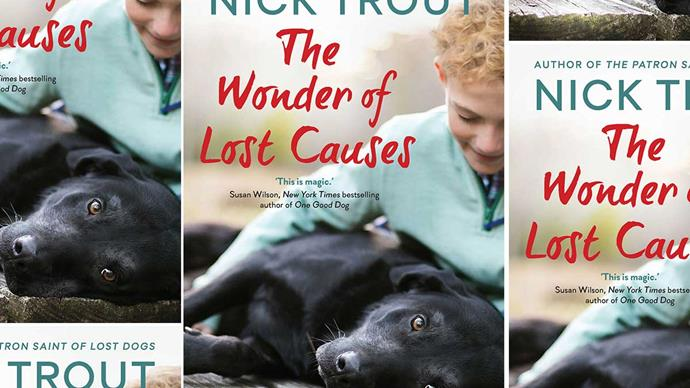 Win the NEXT July book of the month: The Wonder of Lost Causes by Nick Trout