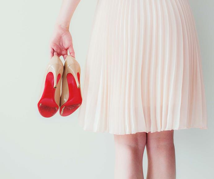 Why women in Japan are fighting back against wearing high heels to work