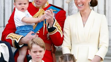 Prince Louis makes an adorable debut: All the best moments from Trooping the Colour 2019