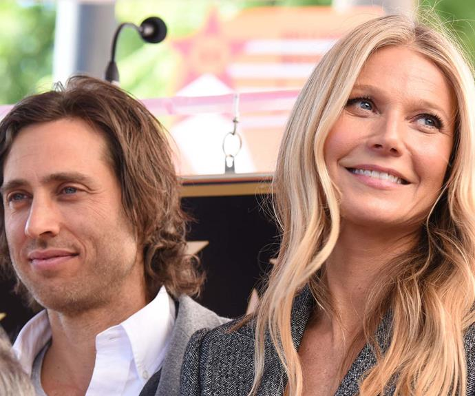 Gwyneth Paltrow and husband Brad Falchuk live apart three nights a week