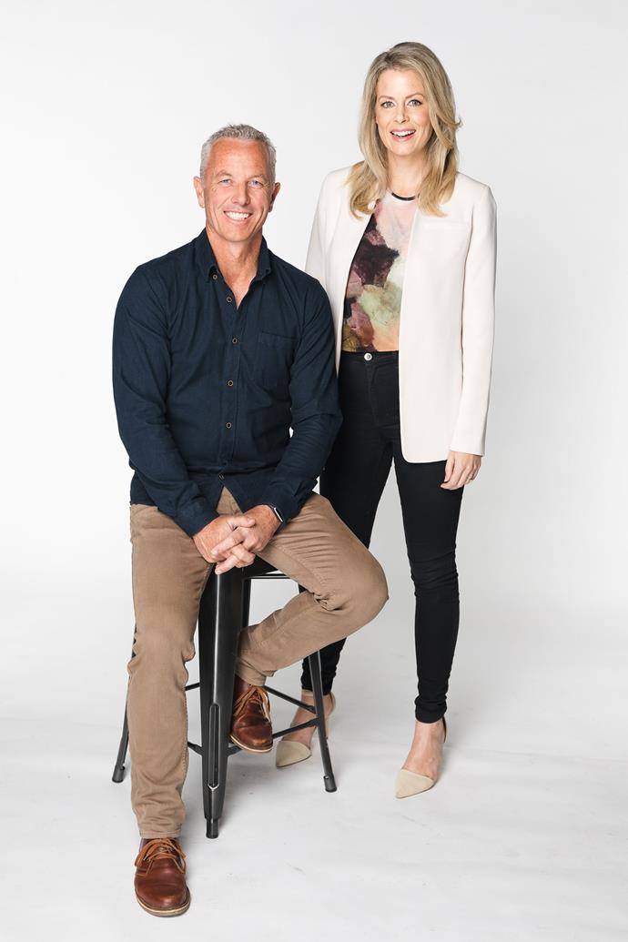 Mark and Shelley are back for another year as hosts. *(Image: Supplied)*