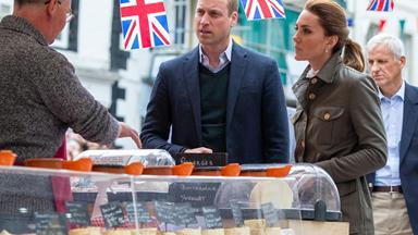 Did Prince William just break royal protocol by asking farmers about Brexit?