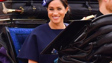 Duchess Meghan has upgraded her engagement ring from Prince Harry