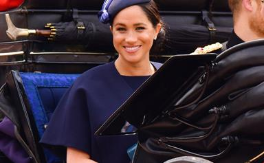 Is Duchess Meghan set to take over one of the most iconic fashion magazines?