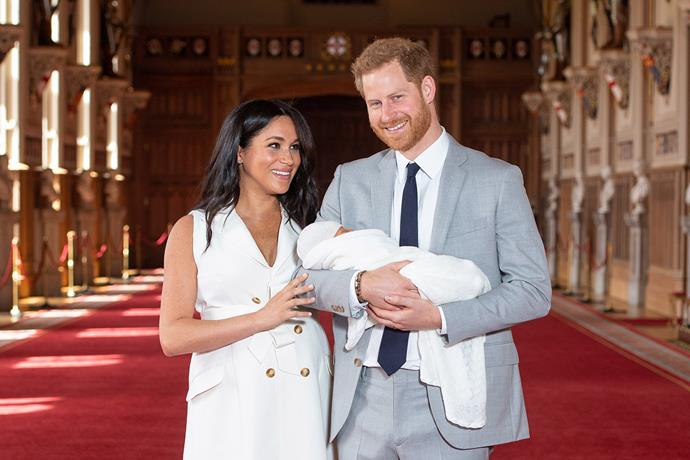 """Prince Harry wants to be as """"involved as possible"""" in parenting baby Archie. *(Image: Getty)*"""