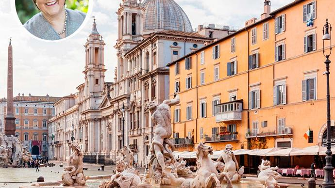 Jo Seagar Italy
