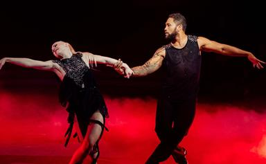 The moving reason behind Dancing With The Stars winner Manu Vatuvei's vow to keep dancing