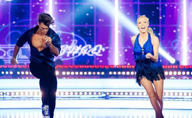 DWTS judge Camilla Sacre-Dallerup admits she was wracked with worry about dancing on the final show
