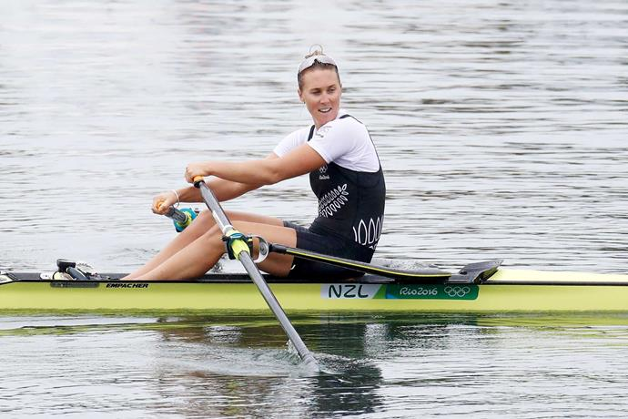 After time out of the boat, Emma's got the Tokyo Olympics in her sights.