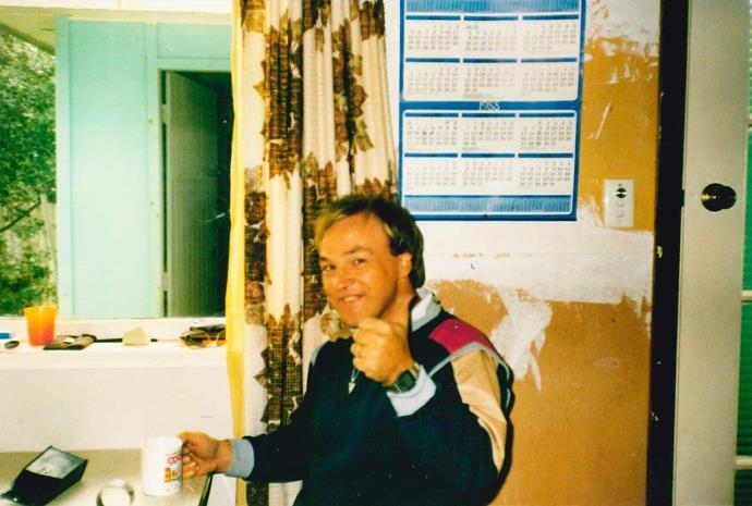 Arthur in 1997.